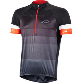 Protective Turin - Maillot manches courtes Homme - noir